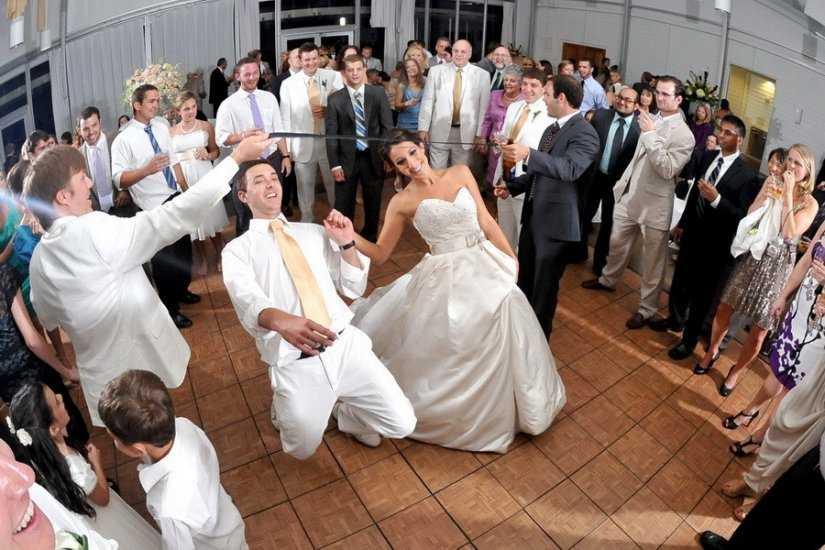 Интересные, смешные конкурсы на разные виды свадеб