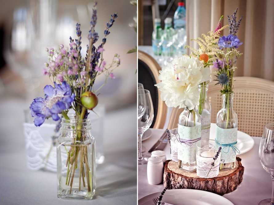 Модное оформление свадьбы в стиле «прованс» – что велят традиции