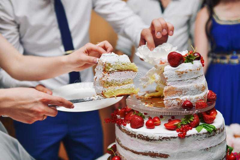 Свадебный торт стихи на свадьбу