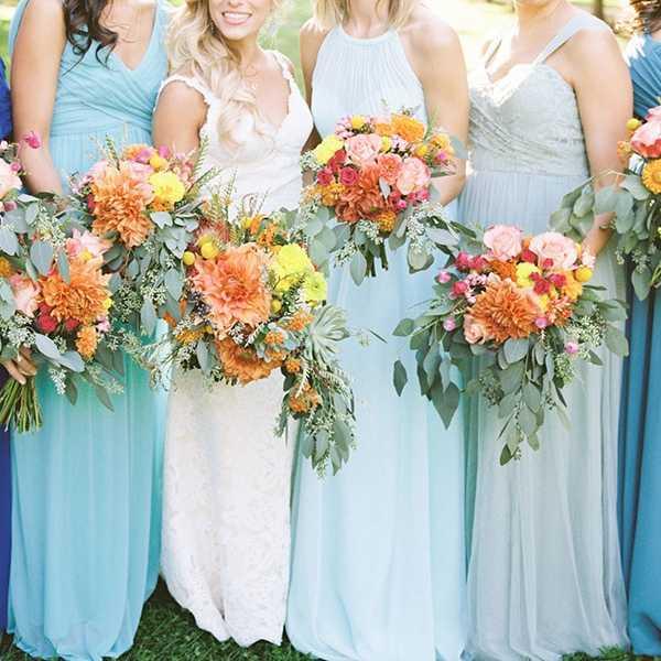 Мятная свадьба: идеи, аксессуары, оформление, наряды