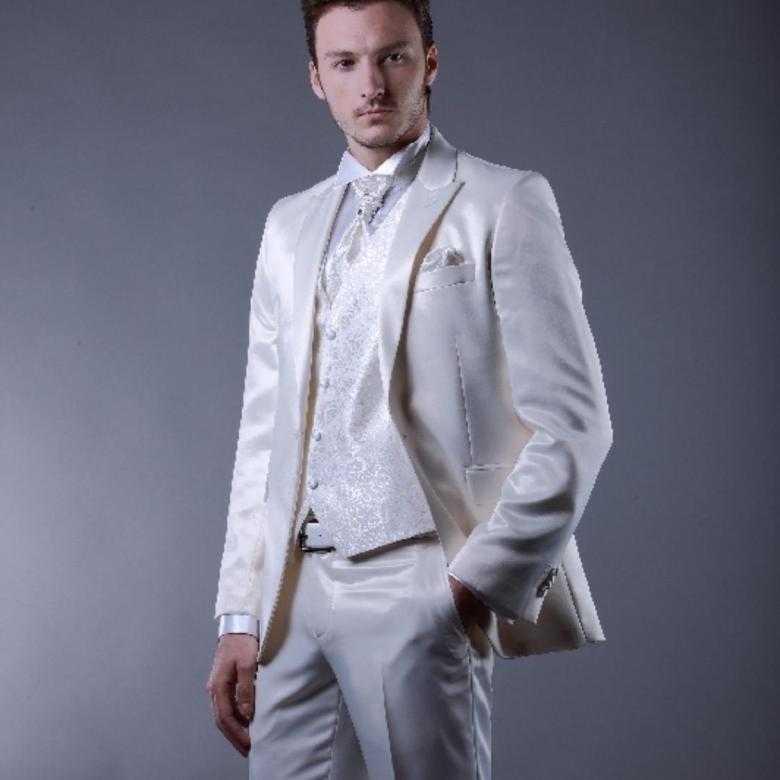 Мужские свадебные костюмы: как выбрать костюм (фото)