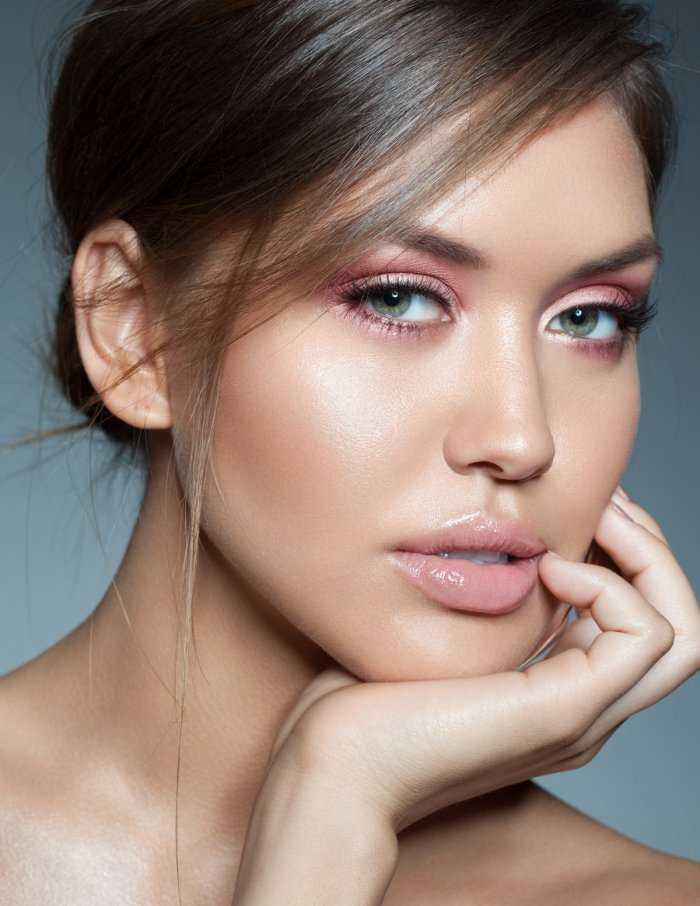 Нюдовый макияж: правила нанесения, пошаговое фото