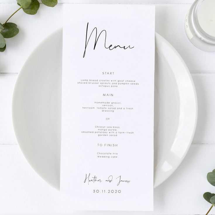 Свадебное меню на 30 человек в кафе & дома? (или ресторане) летом [2021] – варианты блюд и дополнительные советы