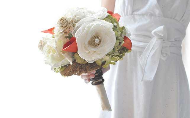 Виды свадебных букетов невесты [2019] – фото? & советы составления