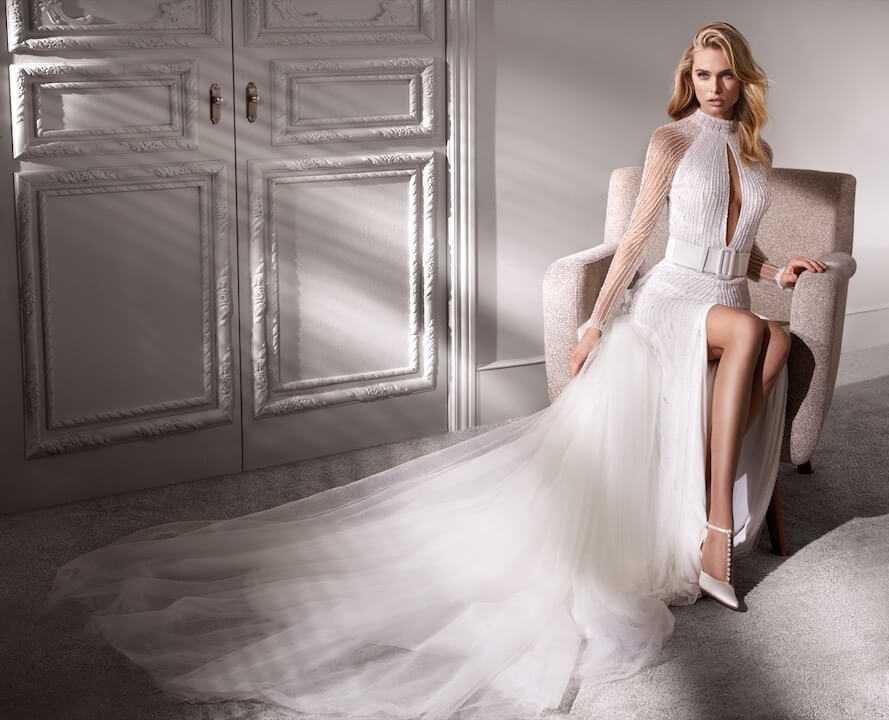 Главные тенденции свадебной моды и модные свадебные платья 2019 -