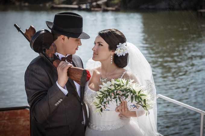 Свадьба в стиле чикаго [2019] – фото?, декор & образы молодоженов