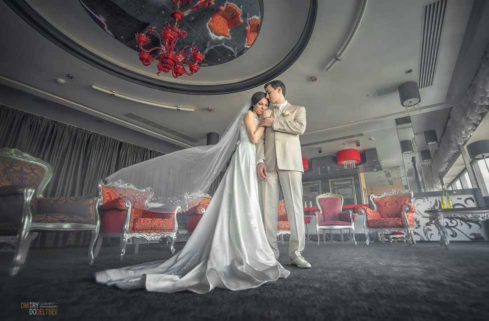 Свадебная фотосессия в городе: топ-5 лучших мест для проведения
