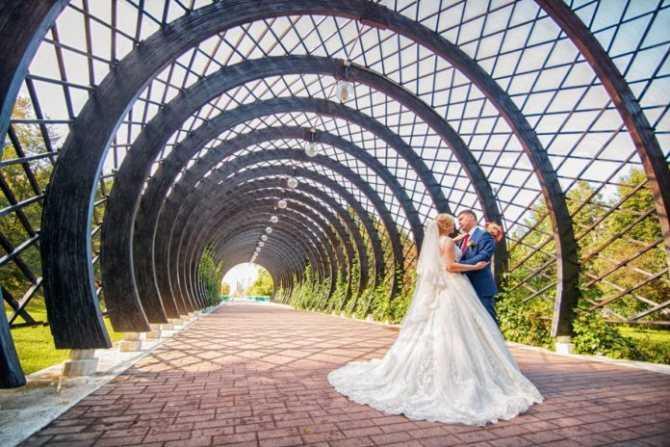 Особенности проведения свадьбы на вднх: загс, места для фотосессии и рестораны