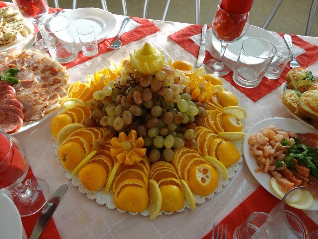 Свадебный стол фото 🥗 рассчитать свадьбу на 20 человек, блюда, закуски, рецепты