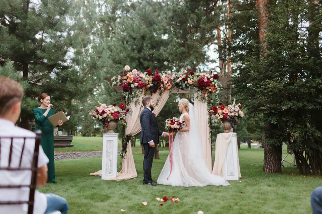 фуршетная свадьба сценарий