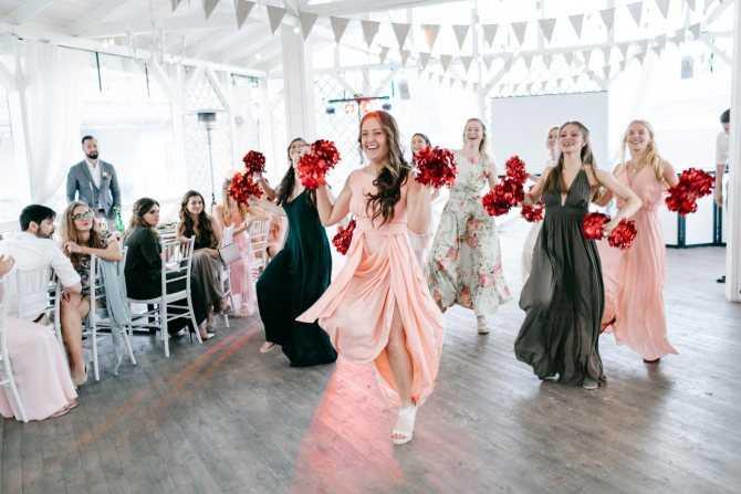 Цветочный декор на свадьбу: 8 красивых идей своими руками, пошаговые фото