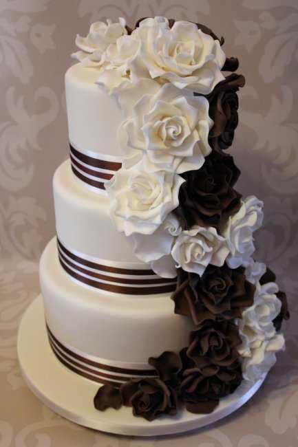 Красивые свадебные торты 2021 фото 66 модных идей - модный журнал