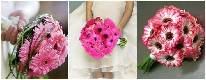 Аппетитный вишневый оттенок – бордовый букет невесты: советы по выбору цветов с фото