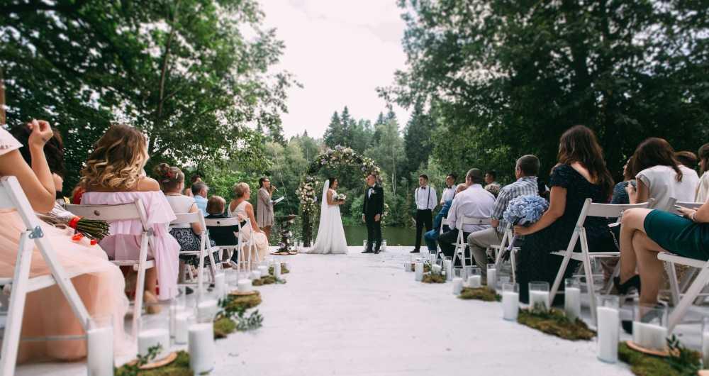 Места для свадьбы в подмосковье: как найти лучшее