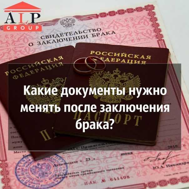 Документы для заключения и регистрации брака российских граждан с иностранцем в россии в 2021