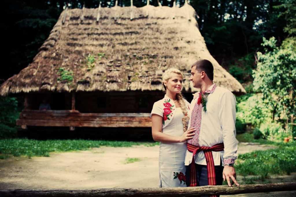 Украинская свадьба: обряды и традиции